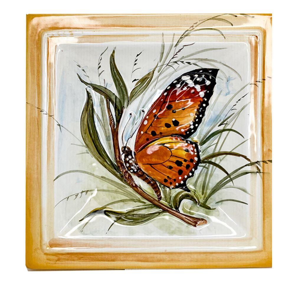 Бабочки сложнные крылья-декор фото