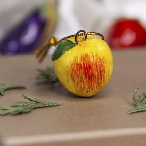 Яблоко жёлтое (мини) фото