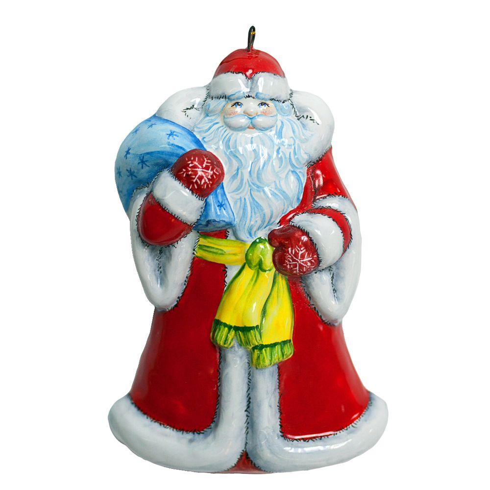 Дед Мороз (плоский) фото