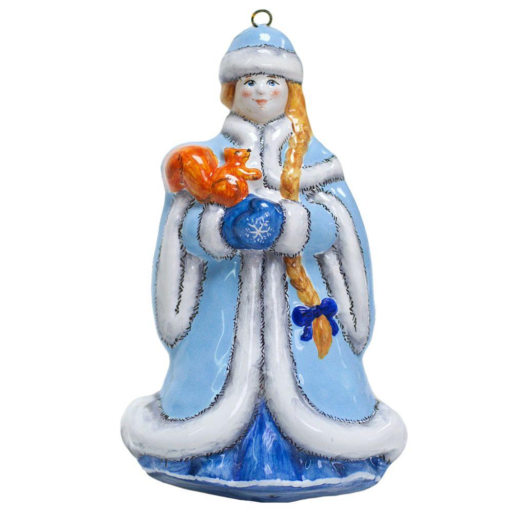 Снегурочка (плоская) фото