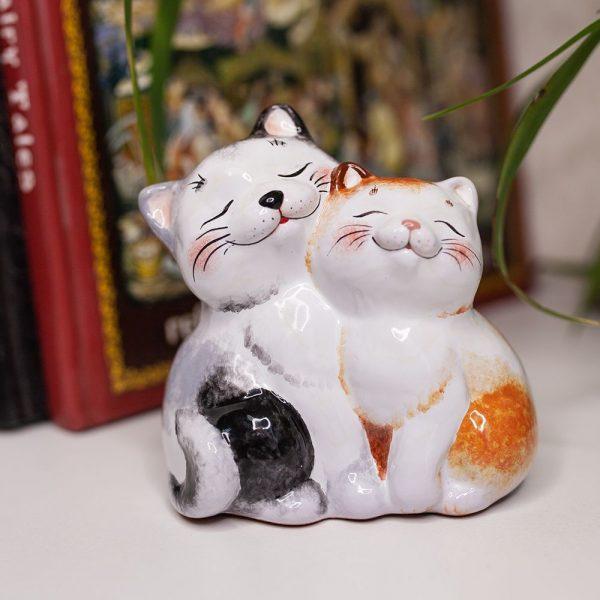 Кот с кошкой Пушистая любовь фото