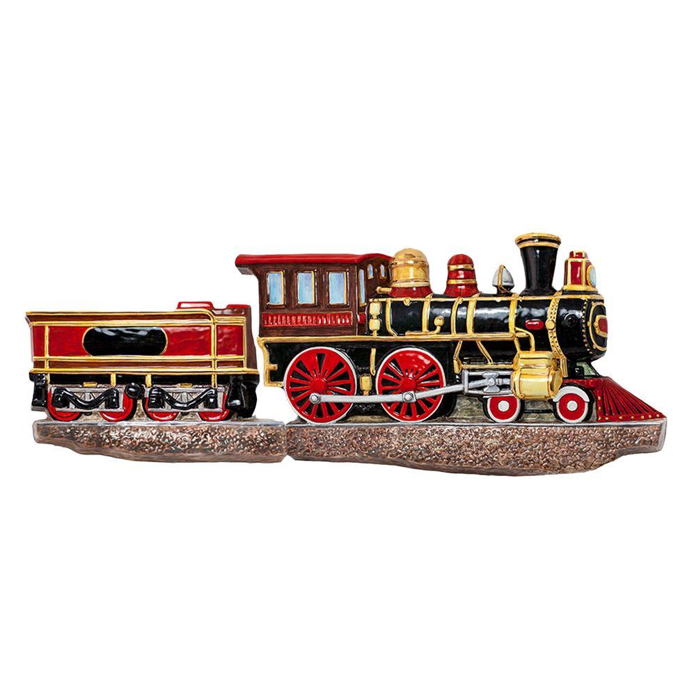 Поезд с вагоном фото