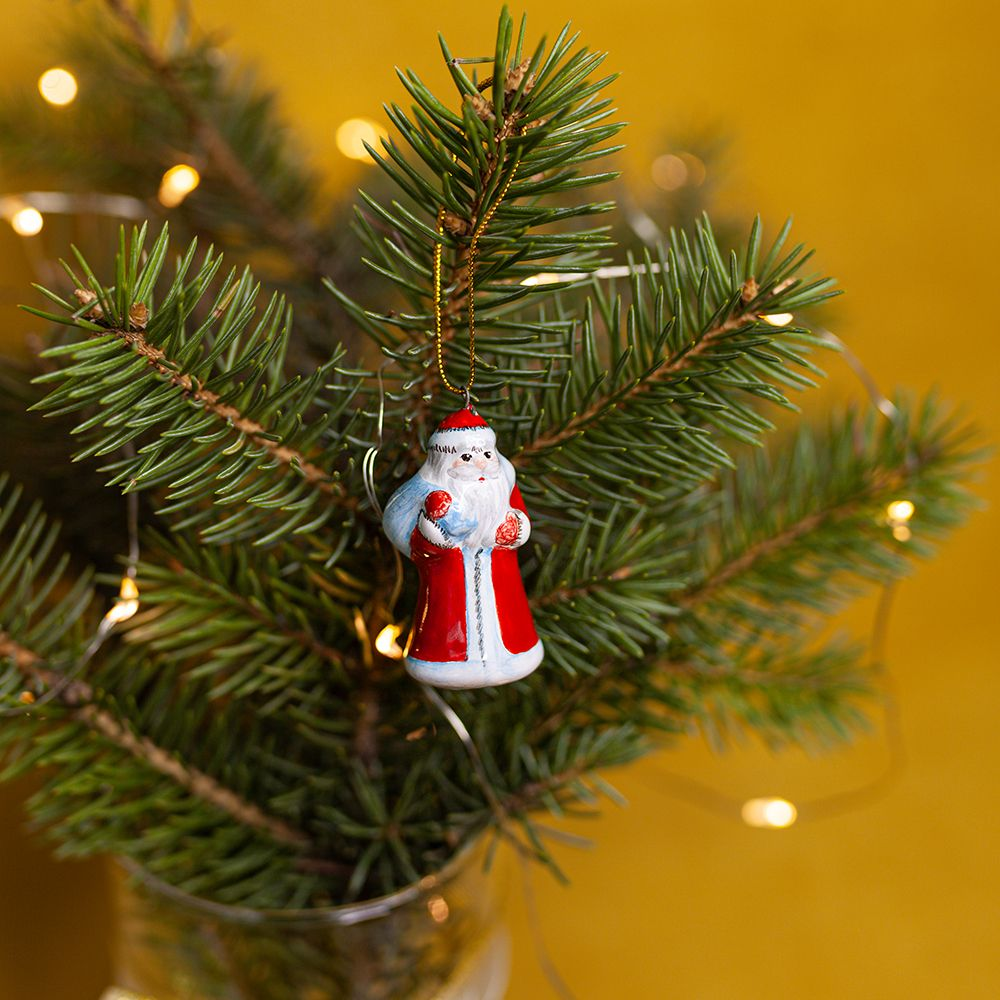 Дед Мороз (мини) фото