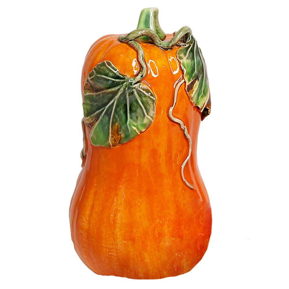 Тыква вытянутая (оранжевая) фото