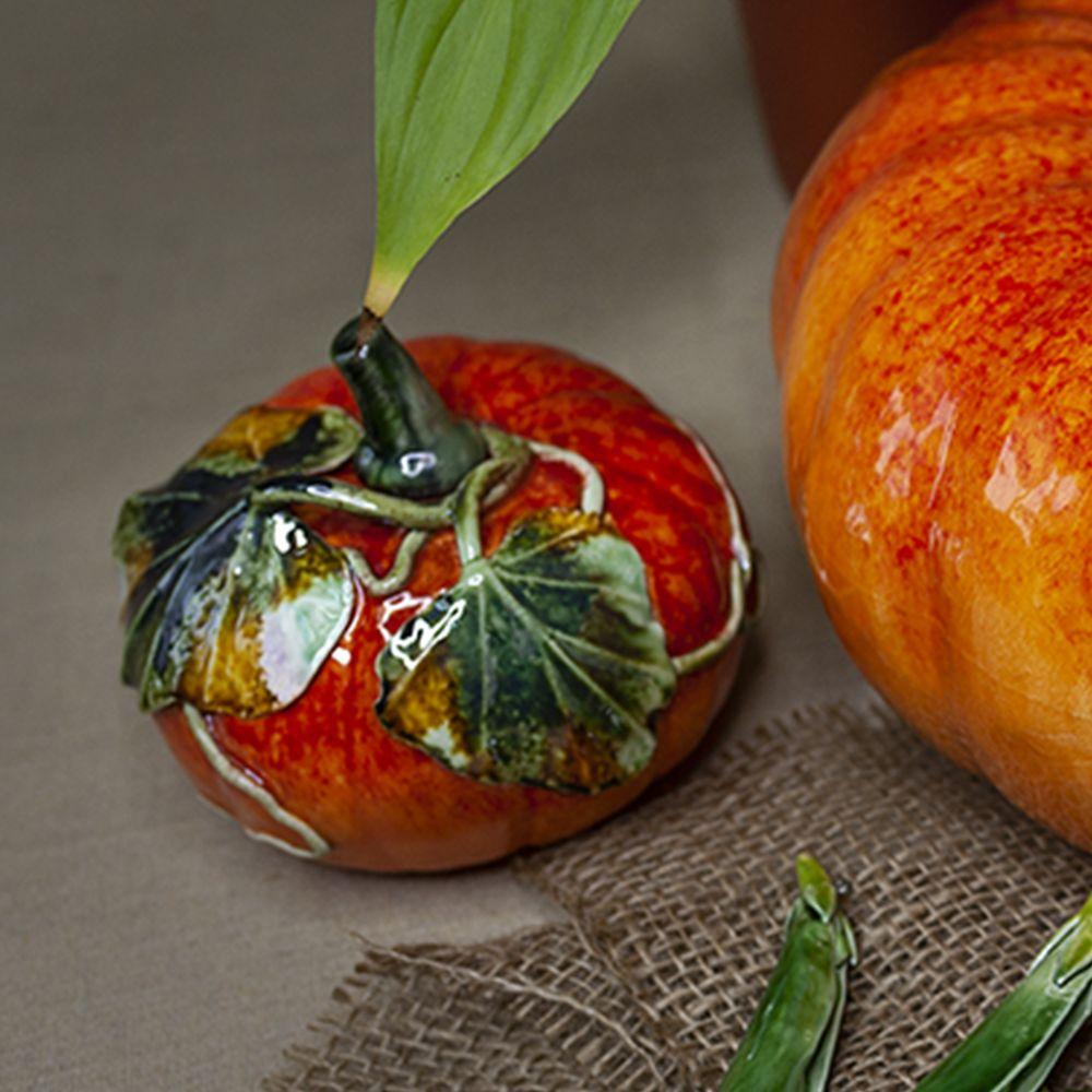 Тыква малая (оранжевая) фото